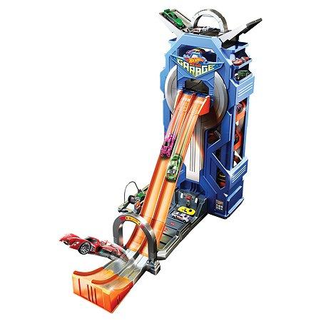 Набор игровой Hot Wheels Сити Мега-гараж FTB68