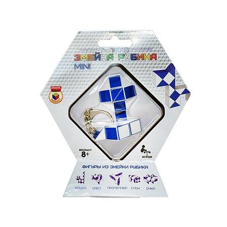 Брелок Rubik`s Змейка Рубика 24элемента КР72128