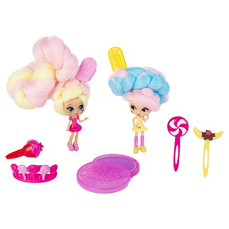 Набор кукол Candylocks Керри и Берри 6054388