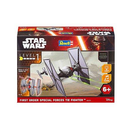 Модель для сборки Revell Звездные войны СИД-истребитель Собери и играй