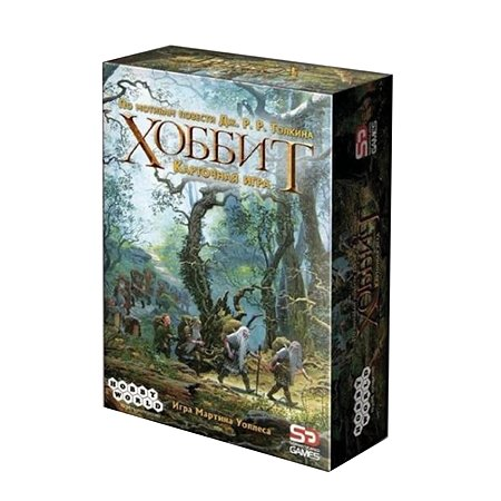 Игра Hobby World Хоббит. Карточная игра