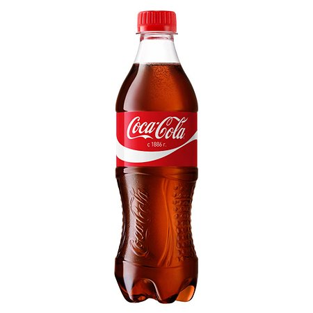 Напиток Coca-Cola 0.5л