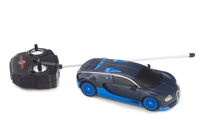 Машина р/у KidzTech 1:26 Bugatti 16.4 Super Sport