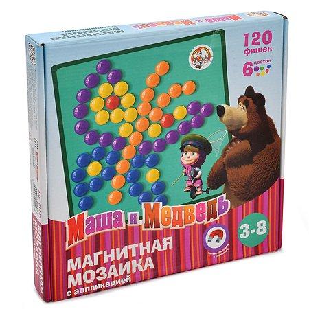 Магнитная мозаика Десятое королевство Маша и Медведь