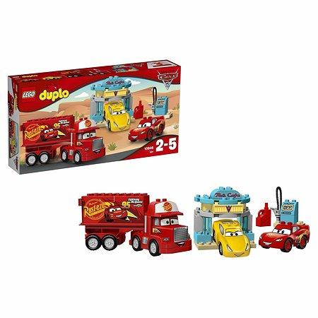 Конструктор LEGO DUPLO Cars TM Кафе Фло (10846)