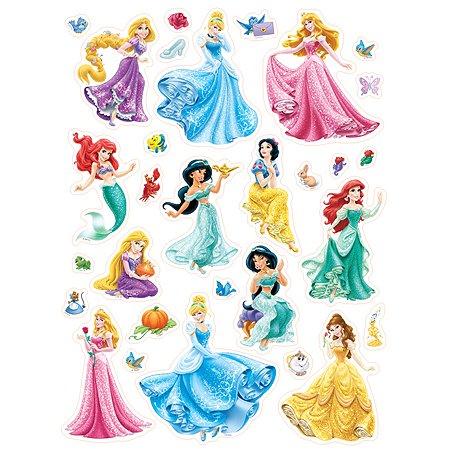 Интерьерный стикер Decoretto Disney Принцессы