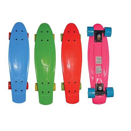 Скейт Navigator пластиковые траки в ассортименте