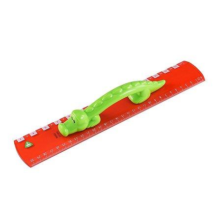 Линейка ELC Крокодил 142556