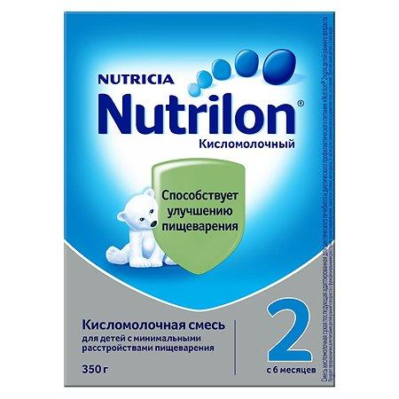 Смесь кисломолочная Nutrilon 2 350г с 6месяцев
