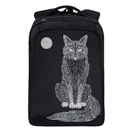 Рюкзак Grizzly Кошка Черный RD-954-4/1
