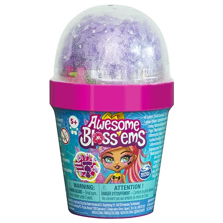 Кукла Awesome Blossems в непрозрачной упаковке (Сюрприз) 6054562