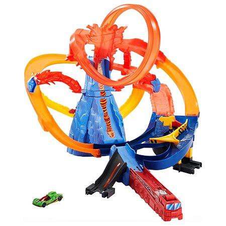 Набор игровой Hot Wheels Вулкан FTD61