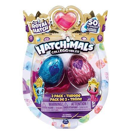 Набор игровой Hatchimals Волшебное королевство 2яйца в непрозрачной упаковке (Сюрприз) 6047181