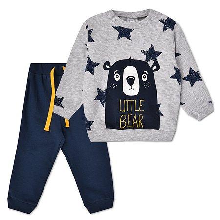 Комплект BabyGo толстовка + брюки