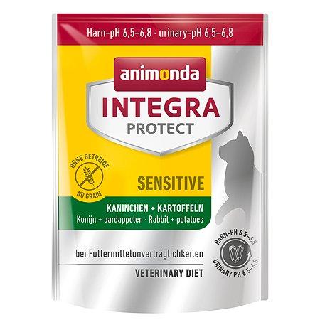 Корм сухой для кошек Animonda Integra Protect Sensitive 300г