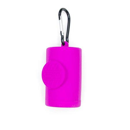 Контейнер Stefan для гигиенических пакетов пурпурный Stefan