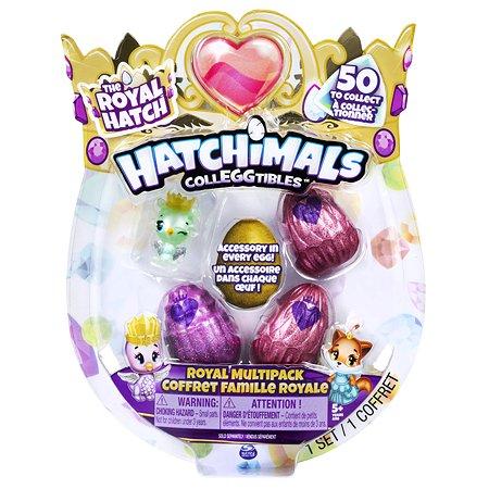 Набор игровой Hatchimals Волшебное королевство 4яйца в непрозрачной упаковке (Сюрприз) 6047212