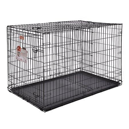 Клетка Midwest iCrate 1дверь Черная 1548
