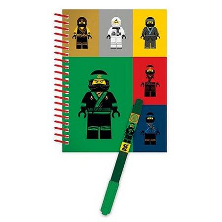 Набор Lego Ninjago Legends of Chima Блокнот линейка ручка Мультиколор