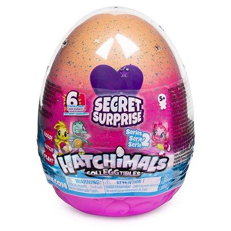 Игрушка Hatchimals Секрет в непрозрачной упаковке (Сюрприз) 6055227
