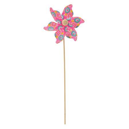 Ветрячок ЯиГрушка Разноцветные ромашки 59615ЯиГ