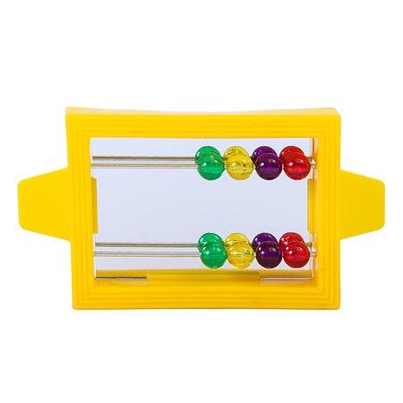 Игрушка для птиц PennPlax Зеркало с бусинками ВА507