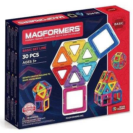 Магнитный конструктор Magformers Радуга 30