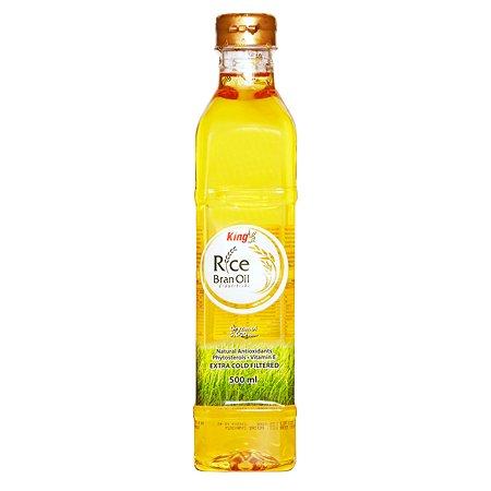 Масло King Rice Bran oil рисовых отрубей 500мл