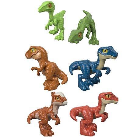 Фигурка IMAGINEXT Jurassic World Мини-динозавры Яйца в ассортименте FWF52