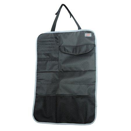 Органайзер на спинку сиденья SIGER Org-2 с карманами