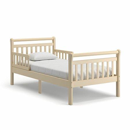 Кровать подростковая Nuovita Delizia Слоновая кость