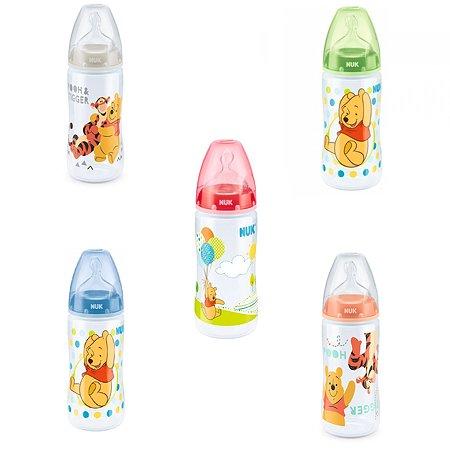 Бутылочка Nuk Disney First Choice Plus 300мл 10741601 в ассортименте