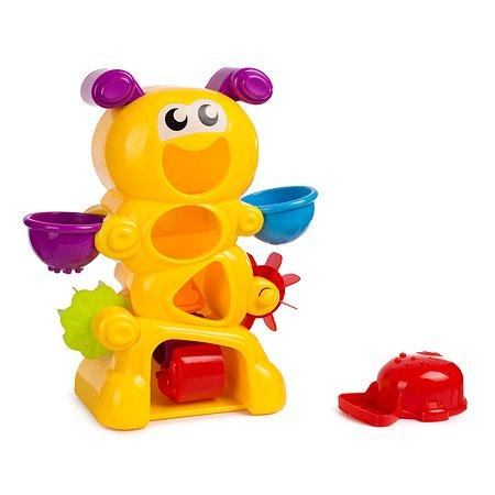 Весёлая гусеница Baby Go для ванны