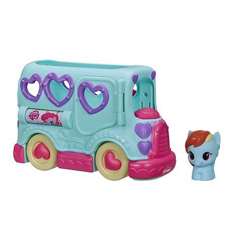 Автобус Playskool My Little Pony Пинки Пай
