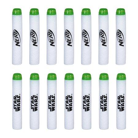 Светящиеся стрелы Nerf Star Wars 14 штук (B7865EU4)