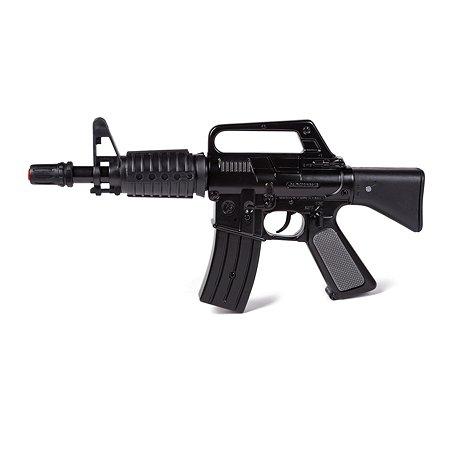 Мини винтовка Gonher черная 38 см