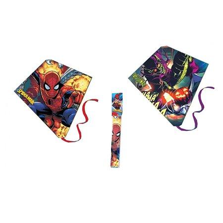 Воздушный змей Dickie Человек-паук 62х62 см