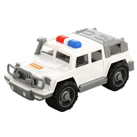 Машинка Полесье джип патрульный Защитник 31 см
