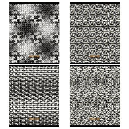 Тетрадь Profit Классический орнамент-1 А5 Линия 96л в ассортименте 96-0318