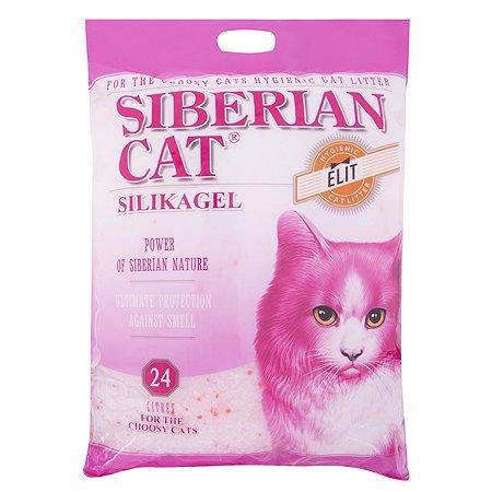 Наполнитель для кошек Сибирская кошка Элита привередливых 24л