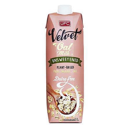 Молоко UFC-Velvet Oat Milk Dr миндальное без сахара 1л
