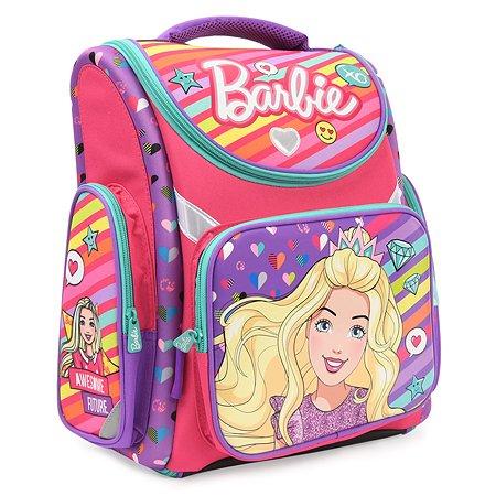 Ранец-трансформер школьный Erhaft Barbie M-BRB001