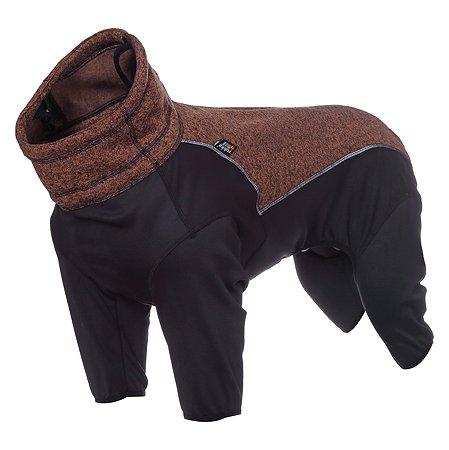 Комбинезон для собак RUKKA PETS 45 Коричневый 460555872J19045