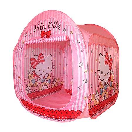 Палатка ЯиГрушка Hello Kitty 12047ЯиГ
