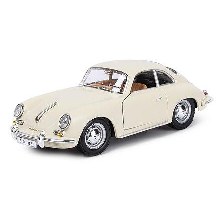 Машина BBurago 1:24 1961 Porsche 356b Coupe 18-22079