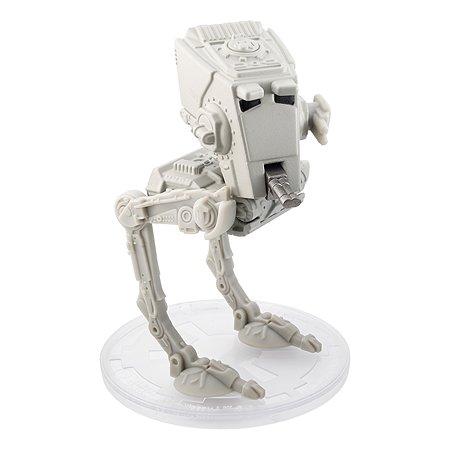 Звездолет Hot Wheels Star Wars AT-ST DXD99