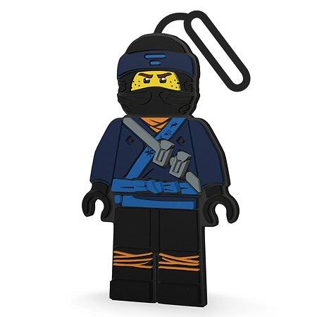 Бирка для багажа Lego Ninjago Legends of Chima Мультиколор