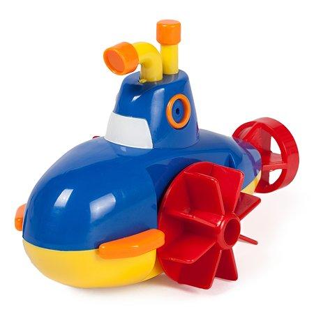Игрушка Navystar Заводная субмарина Синяя