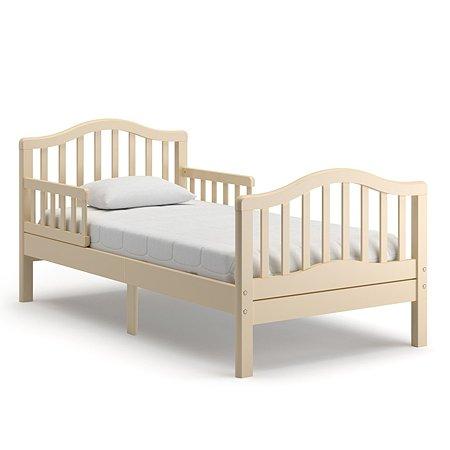 Кровать подростковая Nuovita Gaudio Слоновая кость