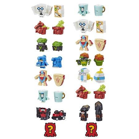 Игрушка Трансформеры (Tra) 8 ботов из садовой банды (Сюрприз) E4906EU4